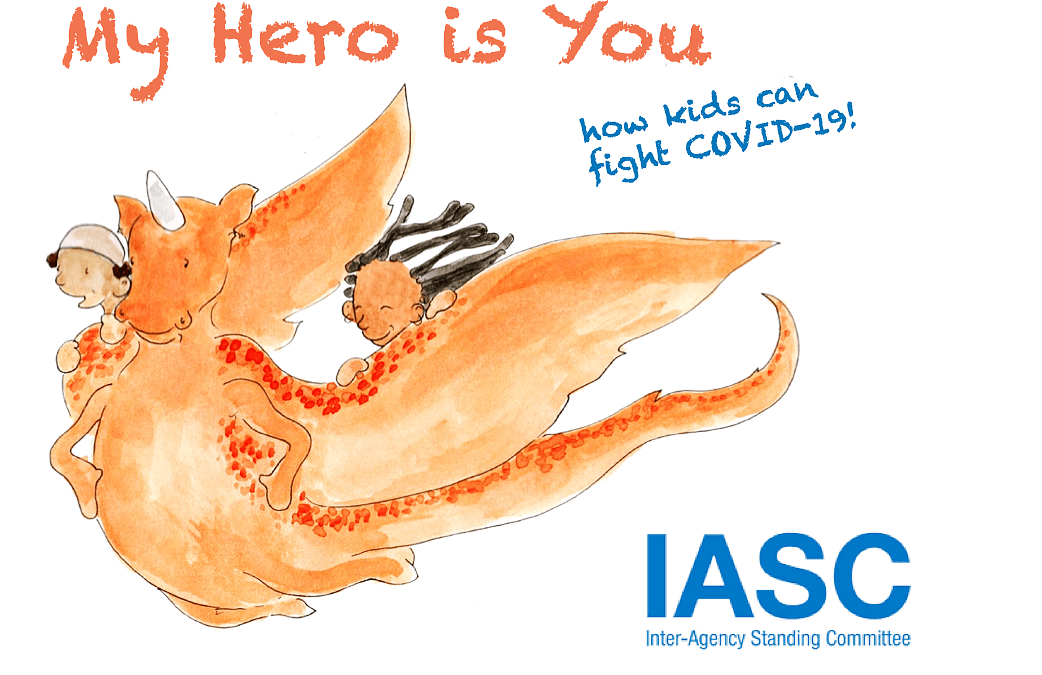 A book to help children cope with COVID-19