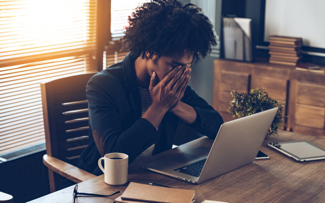 Are You In Control Of Your Stress?
